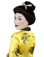 Geisha Perücke für Damen