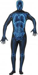 Kostüm Zweite Haut X-Strahlen Erwachsene