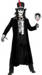 Hexen-Kostüm Halloween für Herren