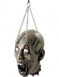 Dekoration aufgehängter Kopf Halloween