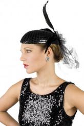 Charleston Kopfbedeckung für Damen