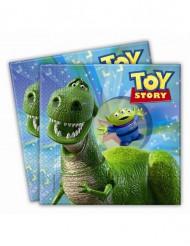 20 Papierservietten Toy Story Partysaurus™