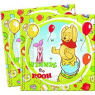 20 Papierservietten Winnie the Pooh™