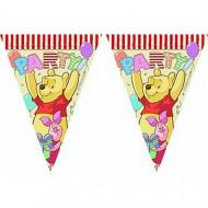 Kunststoff-Girlande Winnie the Pooh Alphabet™