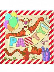 20 Papierservietten Winnie the Pooh Alphabet™