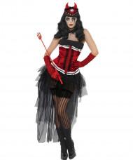 Dämonische Diva Kostüm