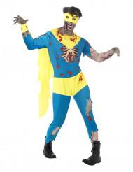 Zombie Superheld Kostüm Halloween für Herren