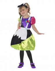 Halloween Kostüm Stoffpuppe für Mädchen