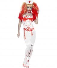 Zombie Krankenschwester Kostüm für  Frauen