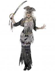 Monster-Piraten-Kostüm Halloween für Erwachsene