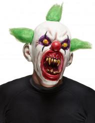 Halloween Clown Maske für Erwachsene