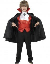 Vampir-Kostüm Kinder Halloween Jungen