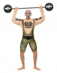 Kostüm Bodybuilder für Erwachsene