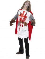 Zombie Ritterkostüm Erwachsene Halloween