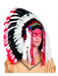 Indianer-Federschmuck für Erwachsene
