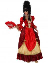 Hofdamen-Kostüm für Erwachsene