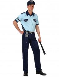 Polizei-Kostüm für Herren