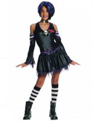 Malice Gothic-Kostüm für Mädchen