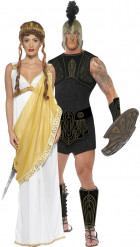 Paar-Kostüm Achilles und die schöne Helena™