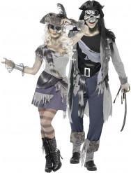 Halloweenkostüm Piraten-Phantompaar