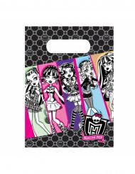 6 Halloween Partytüten Monster High™