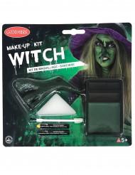 Halloween Hexen Schminkset Erwachsene