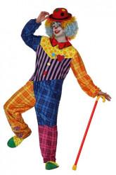 Clowns-Kostüm für Herren