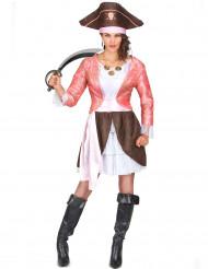 Piratenkostüm Erwachsene Damen