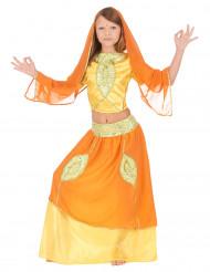 Bollywood Prinzessin Kinderkostüm für Mädchen