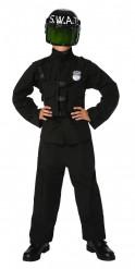 Polizist Kinderkostüm für Jungen