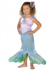 Meerjungfrau Kinderkostüm für Mädchen