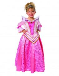 Prinzessin Kinderkostüm für Mädchen rosa