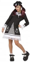 Kostüm Gothic Lolita für Frauen