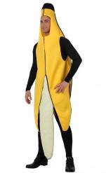 Bananen-Kostüm für Erwachsene