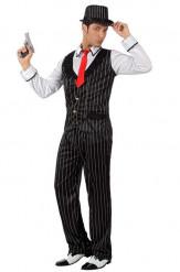 Gangster-Kostüm für Herren