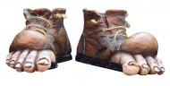 Schuhe mit Löchern für Erwachsene