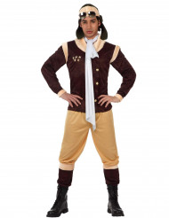 Flieger-Kostüm für Herren