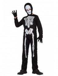 Skelettkostüm für Jungs