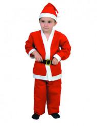 Weihnachtsmann Kostüm für Kinder