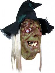 Zauberer Maske für Erwachsene mit Haaren