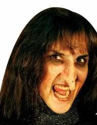 Hexennase für Erwachsene Halloween