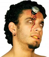 Falsche Wunde Nagel für Erwachsene Halloween