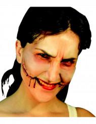 Künstliche Wunde Engellächeln für Erwachsene Halloween
