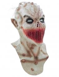 Zugenähter Mund Maske Erwachsene Halloween