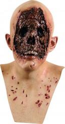 Verbrannte Haut Maske Erwachsene Halloween
