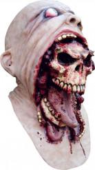 Blutiger Totenkopf Maske Erwachsene Halloween