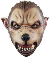 Böser Wolf Maske für Erwachsene Halloween
