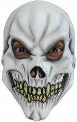 Skelett-Maske Halloween für Kinder