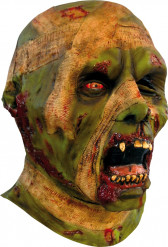 grüne Mumien Maske Halloween für Erwachsene
