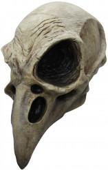 Vogelskelett Maske Halloween für Erwachsene